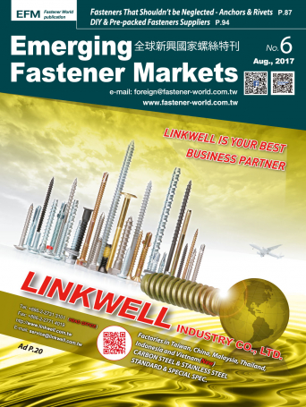 Emerging Fastener Markets6