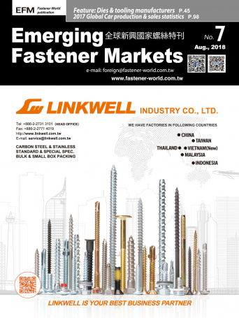 Emerging Fastener Markets7