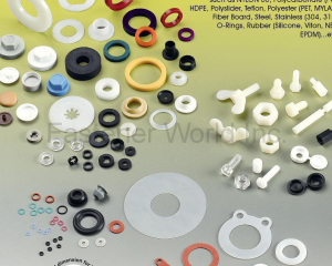 WASHERS AND O-RING