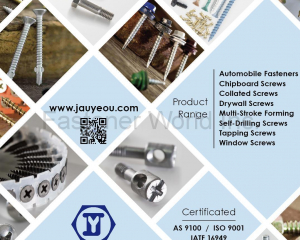 (JAU YEOU INDUSTRY CO., LTD.)