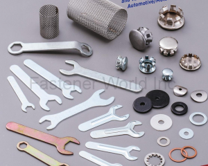 Washers / Spring Stamped Parts / Furniture Components / Hand Tools / Drainage Hardware / Sanitary Ware / Stamped Parts / Automotive Components