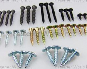 Drywall Screws(JAU YEOU INDUSTRY CO., LTD.)