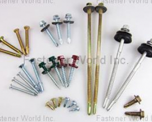 Self drilling screw(JAU YEOU INDUSTRY CO., LTD.)